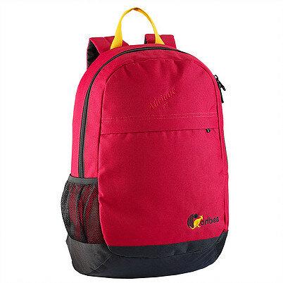 Рюкзак Caribee Adriatic, 27 л (калейдоскоп, красный, черный)