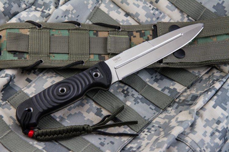 Нож Kizlyar Supreme Legion AUS-8 Satin