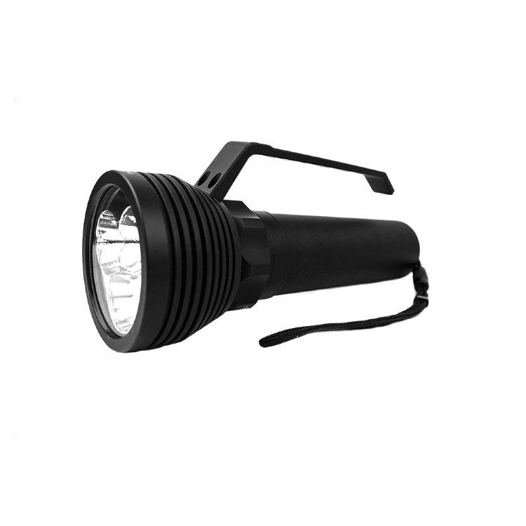 Фонарь Ferei W168 LED: 3хCREE XHP-70 white