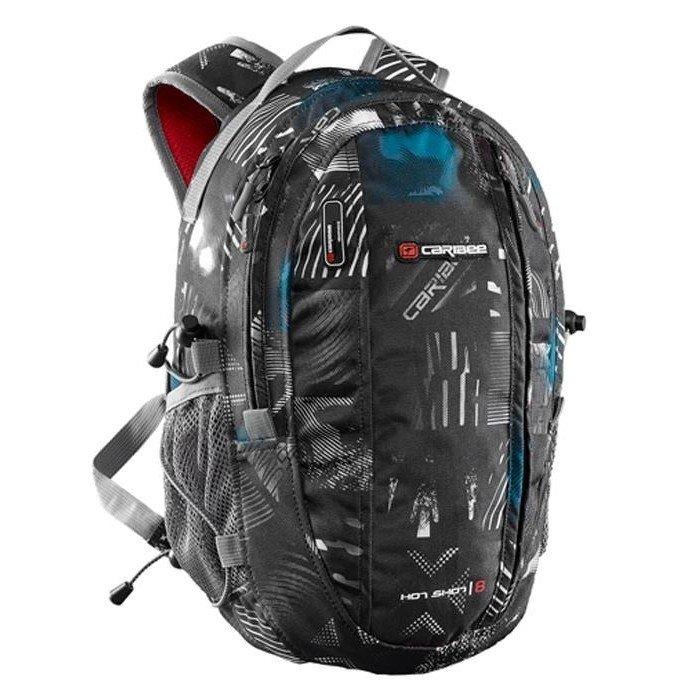 Рюкзак Caribee Hot Shot, 8 л (принт, синий, черный)