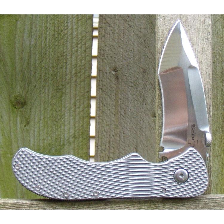 Складной нож Boker Plus Manaro Bullseye Grip, BK01BO145