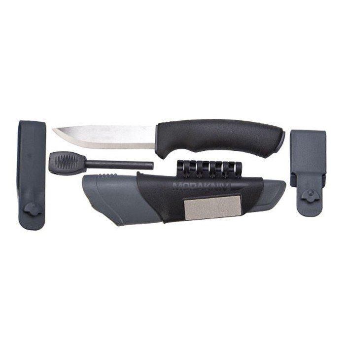 Нож Morakniv BushCraft Survival, нержавеющая сталь, 11835