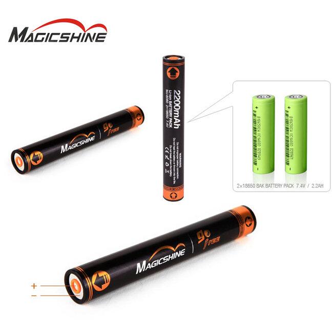 Фонарь Magicshine MJ810B XM-L2 с фильтрами