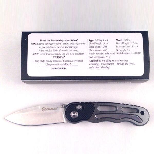 Нож Ganzo G718