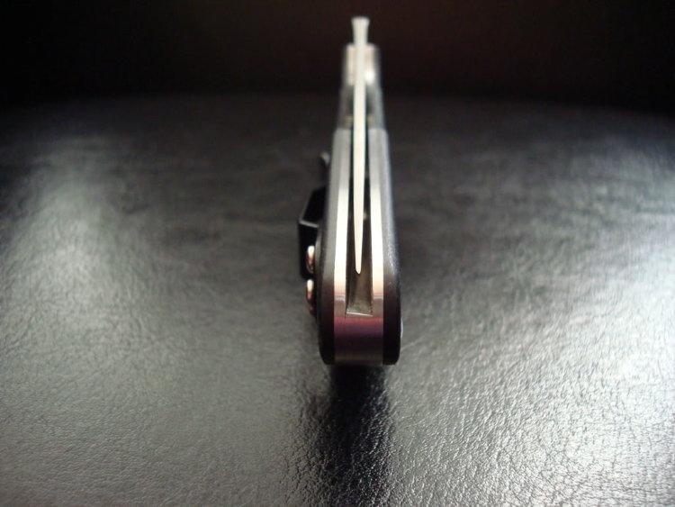Складной нож Spyderco Police 3 C07GP3