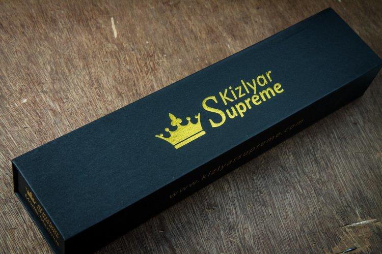 Нож Kizlyar Supreme Maximus D2 Satin