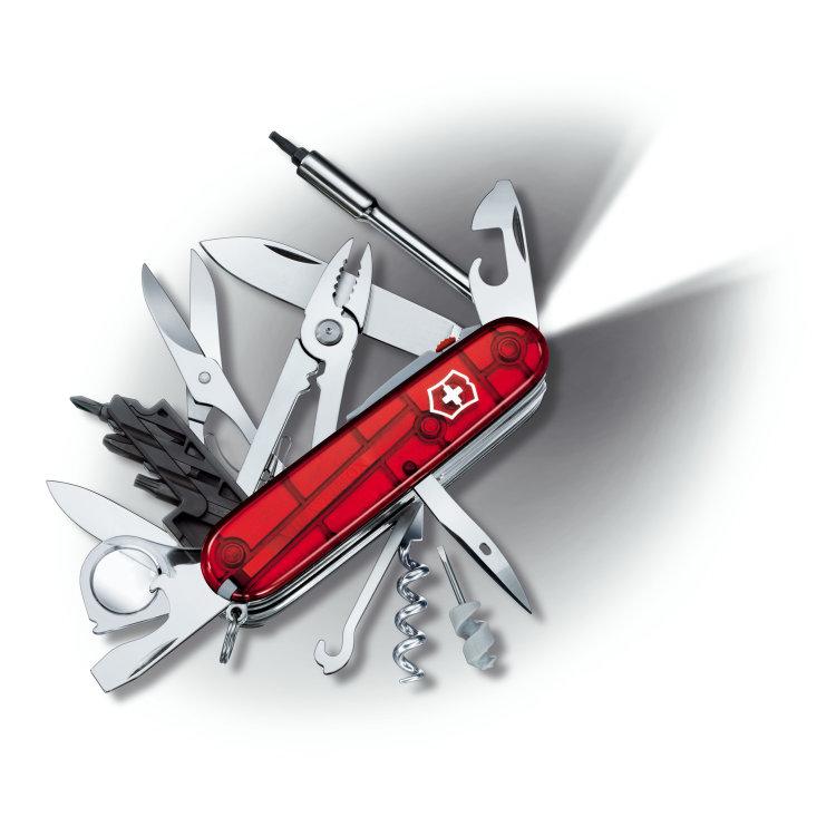 Складной нож Victorinox CyberTool Lite, 1.7925.T