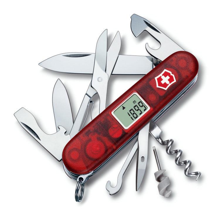 Складной нож Victorinox Traveller, 1.3705.AVT