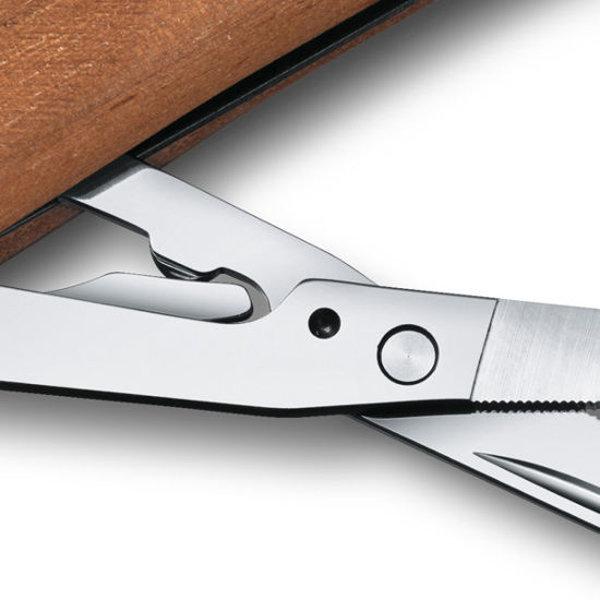 Нож-брелок Victorinox Classic EvoWood 81, 0.6421.63