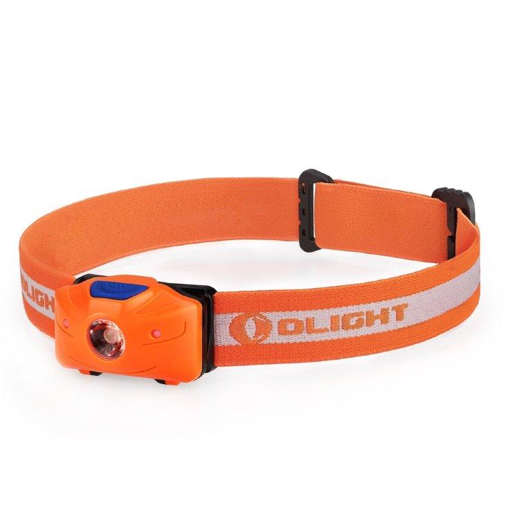 Налобный фонарь Olight H05 Active (фиолетовый, зеленый, оранжевый, голубой)