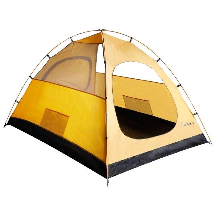 Палатка Greenell Каван 4, зеленая (25483-303-00)
