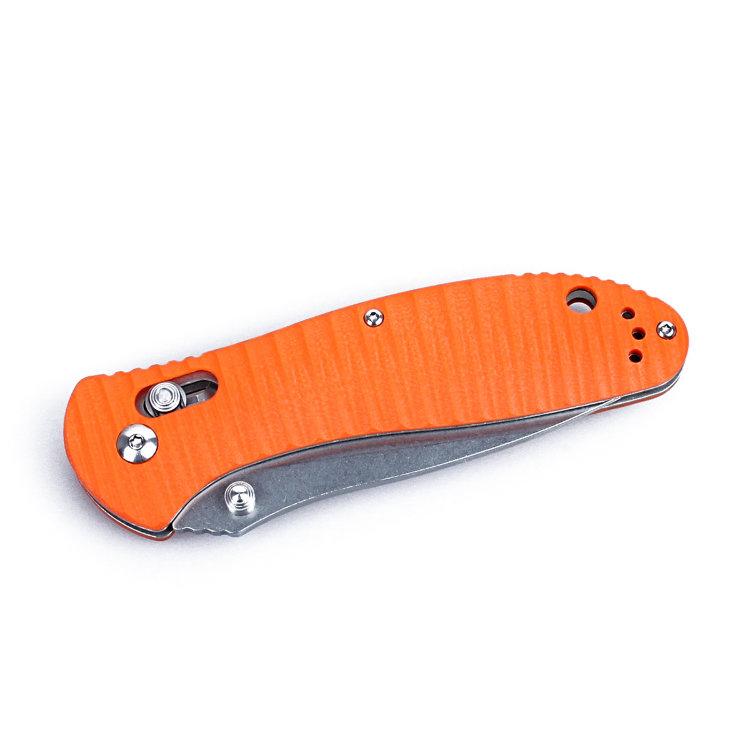 Нож Ganzo G7392P (оранжевый, черный)