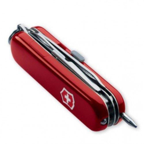 Нож-брелок Victorinox Classic Midnight MiniChamp, 0.6386