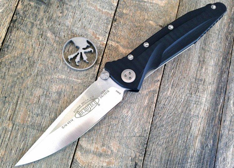 Нож Microtech MT_159-4 Socom Delta
