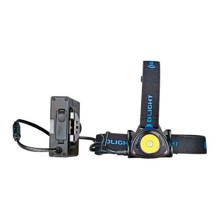 Налобный фонарь Olight H25 Wave