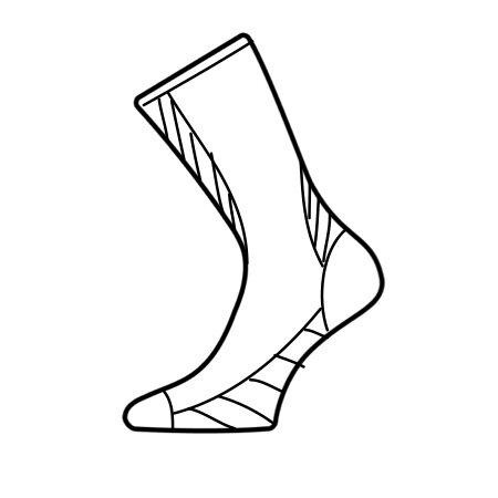 Носки Lasting WSM