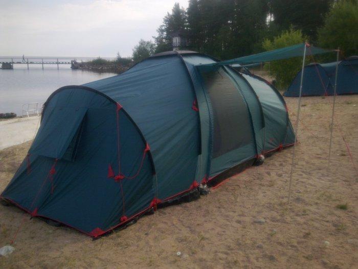Палатка Tramp Brest 4, TRT-065.04