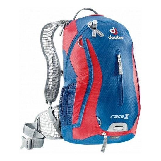Рюкзак Deuter Race X (сине-оранжевый, сине-зеленый, черно-белый)