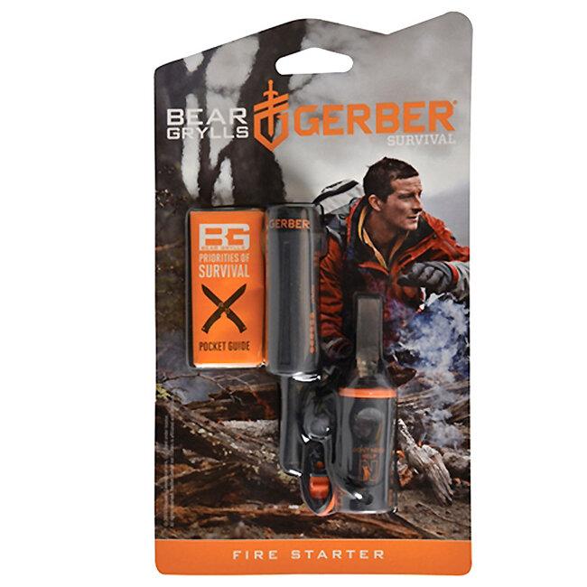 Огниво Gerber Bear Grylls Fire Starter, блистер, 31-000699