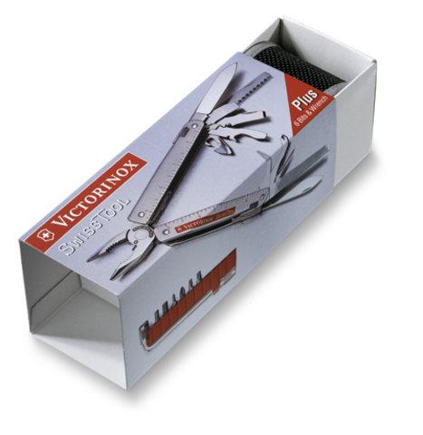 Мультитул Victorinox SwissTool Spirit Plus (3.0238.N)