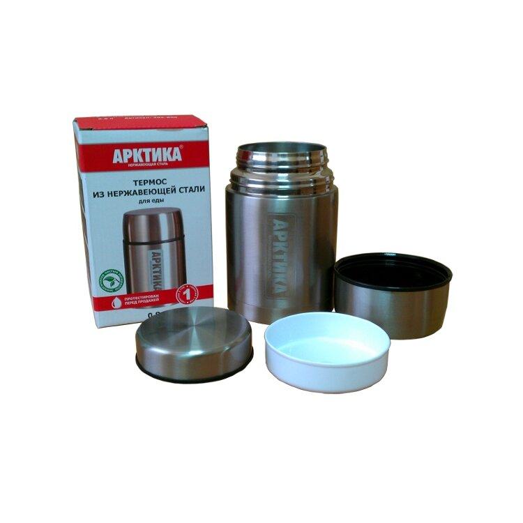 Термос Арктика для супа и еды 305-1000с, 1 л