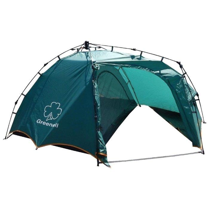 Палатка Greenell Огрис 2, зеленая (95465-325-00)