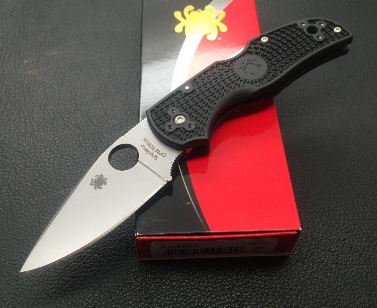 Складной нож Spyderco Native C41PBK