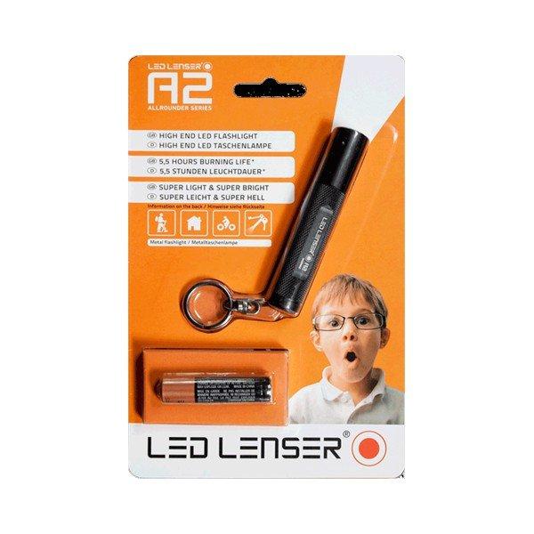 Фонарь Led Lenser A2