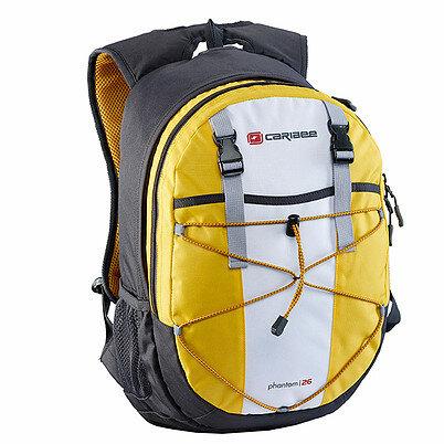 Рюкзак Caribee Phantom, 26 л (синий, желтый, черный)