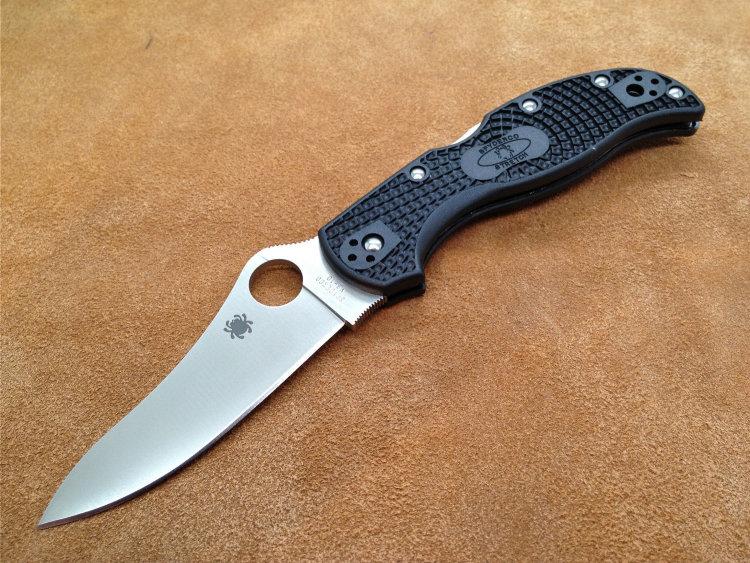 Складной нож Spyderco Stretch C90PBK