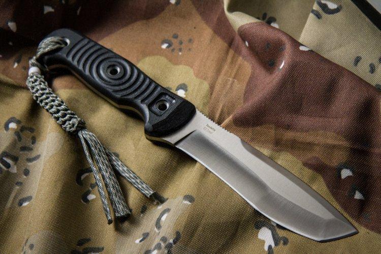 Нож Kizlyar Supreme Vendetta D2 Satin