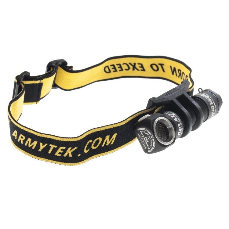 Фонарь Armytek Tiara A1 Pro v2 Silver XM-L2
