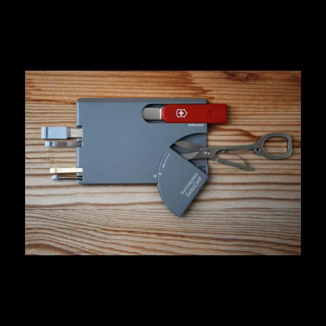 Набор Victorinox швейцарская карточка 0.7106