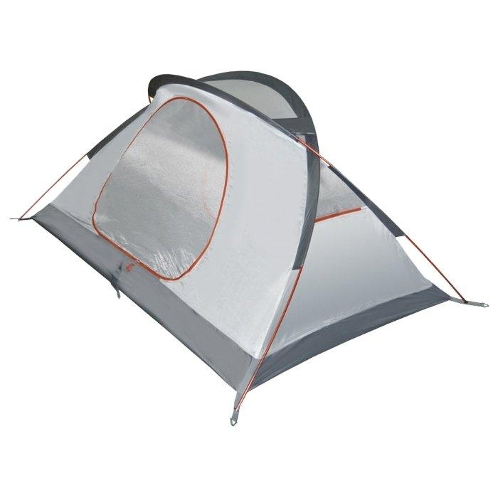 Палатка Nova Tour Ай Петри 2 V2, оранжевая (95414-207-00)