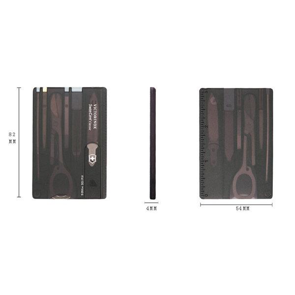 Набор Victorinox швейцарская карточка 0.7133.T3