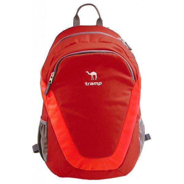 Рюкзак Tramp City 20, TRP-020 (красный, синий, черный)