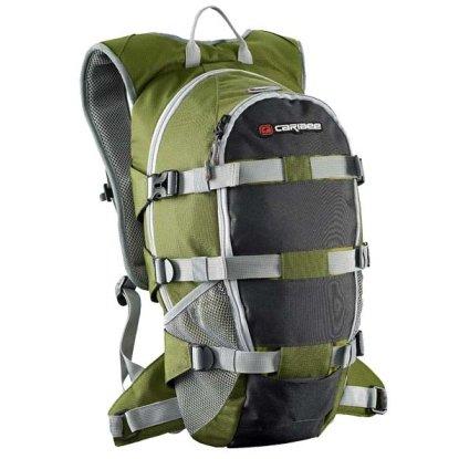 Рюкзак  Caribee Stratos XL, 18 л (зеленый, принт, черный)