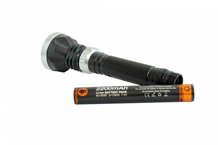 Фонарь MagicShine MJ-810B CREE XM-L  (с фильтрами) new