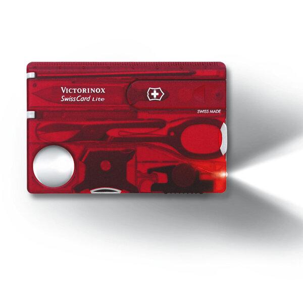Набор Victorinox швейцарская карточка 0.7300.T