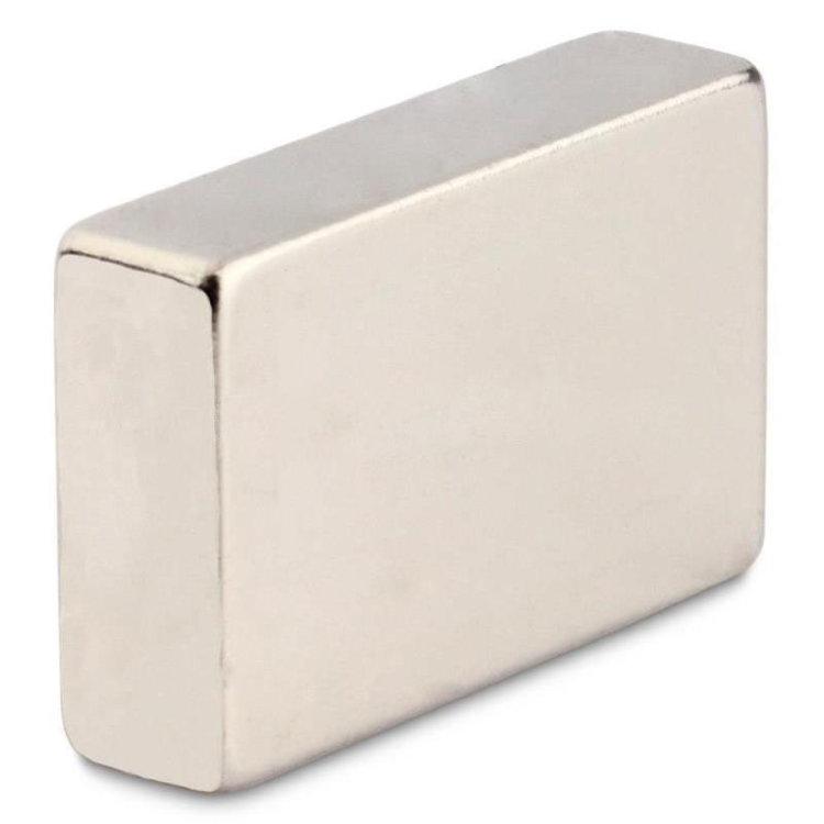 Магнит неодимовый для точилок Ganzo и Apex Edge Pro 50х20х10 мм, прямоугольник
