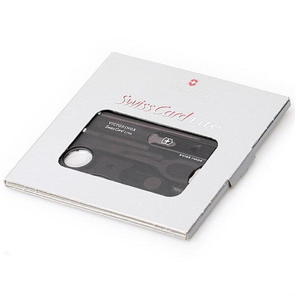 Набор Victorinox швейцарская карточка 0.7333.T3