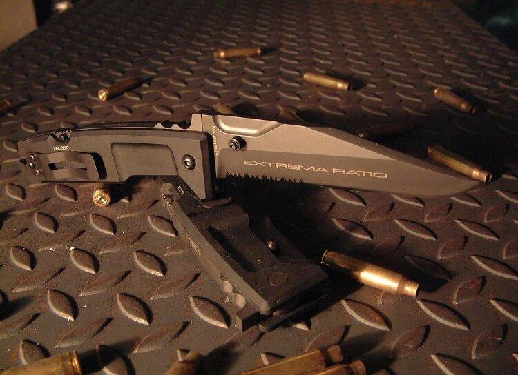 Нож Extrema Ratio MPC
