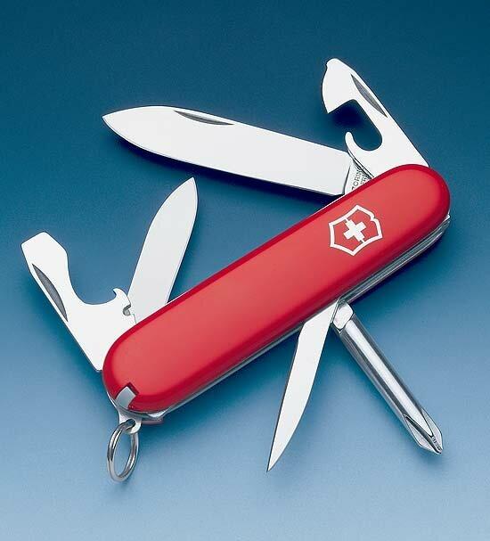 Нож Victorinox Tinker Small 0.4603