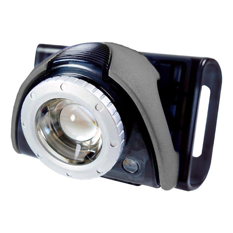 Велосипедный фонарь LED Lenser B5R (синий, серый)