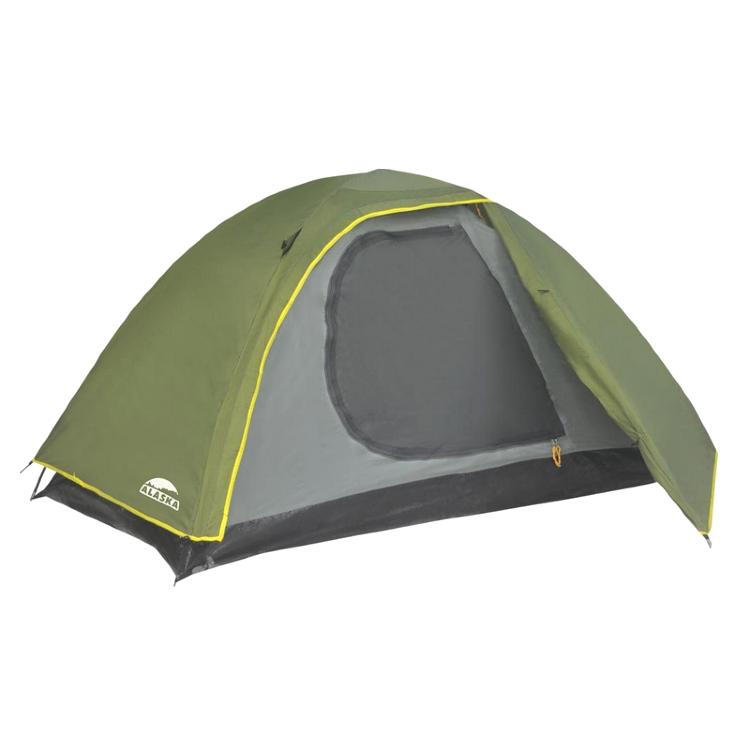 Палатка Alaska Трек 2, олива (26080-516-00)