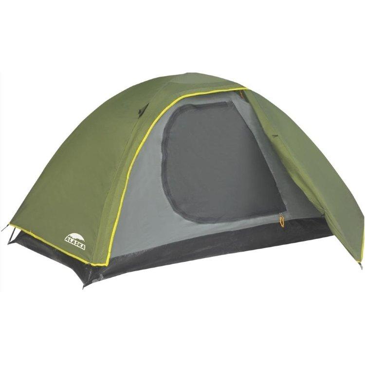 Палатка Alaska Трек 3, олива (26090-516-00)