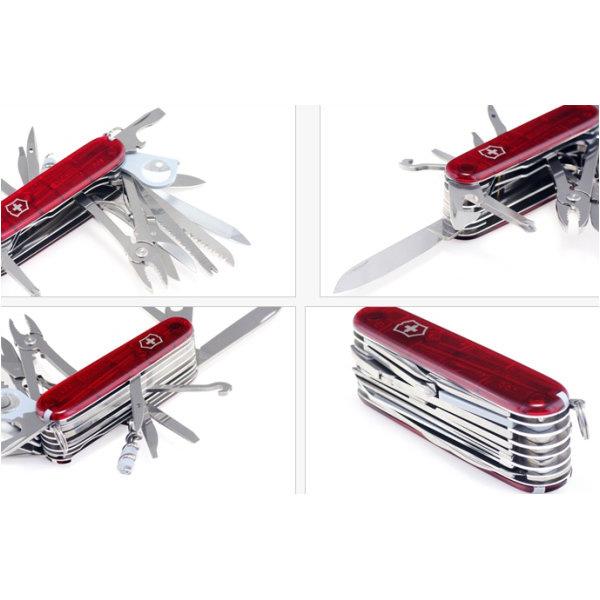 Нож Victorinox SwissChamp 1.6795.XLT