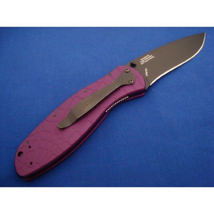 Складной нож Kershaw Blur 1670SPPR