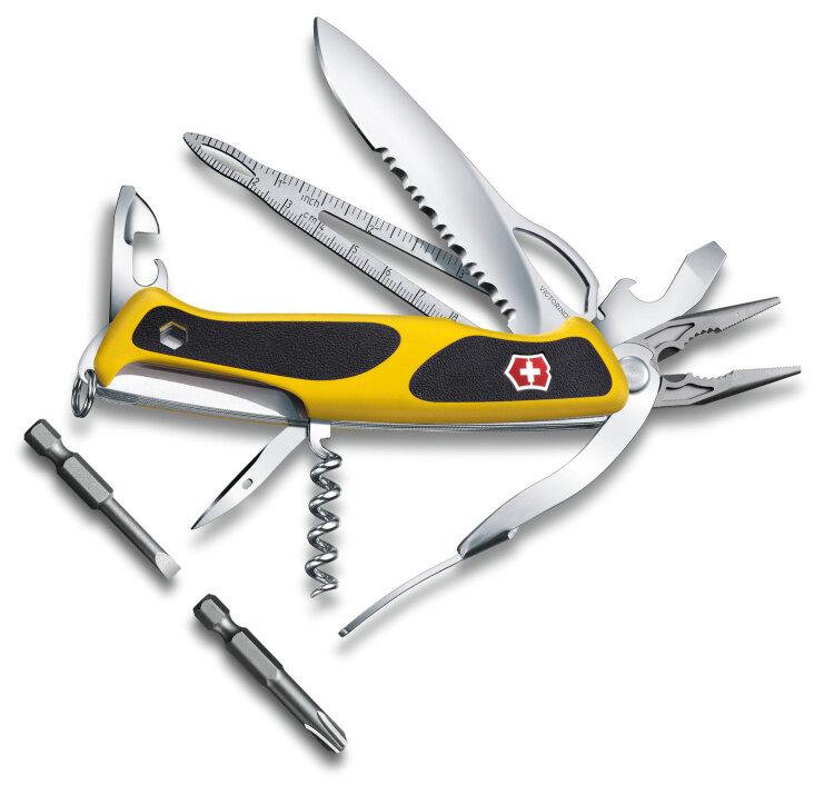 Нож складной Victorinox RangerGrip Boatsman 0.9798.MWC8