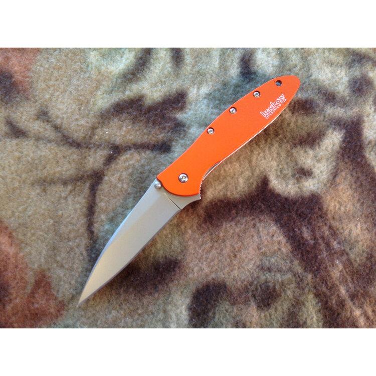 Складной нож Kershaw Leek K1660OR